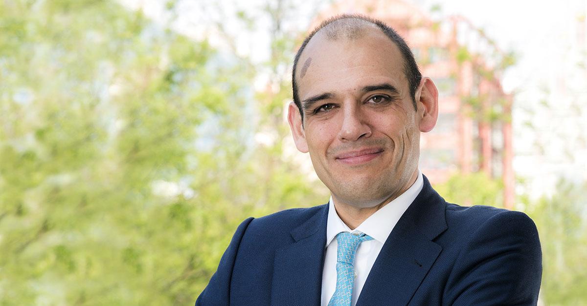 Orson Alcocer, responsable de inmobiliario en DLA Piper