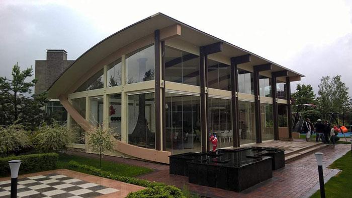 Casas prefabricadas que puedes comprar en Amazon