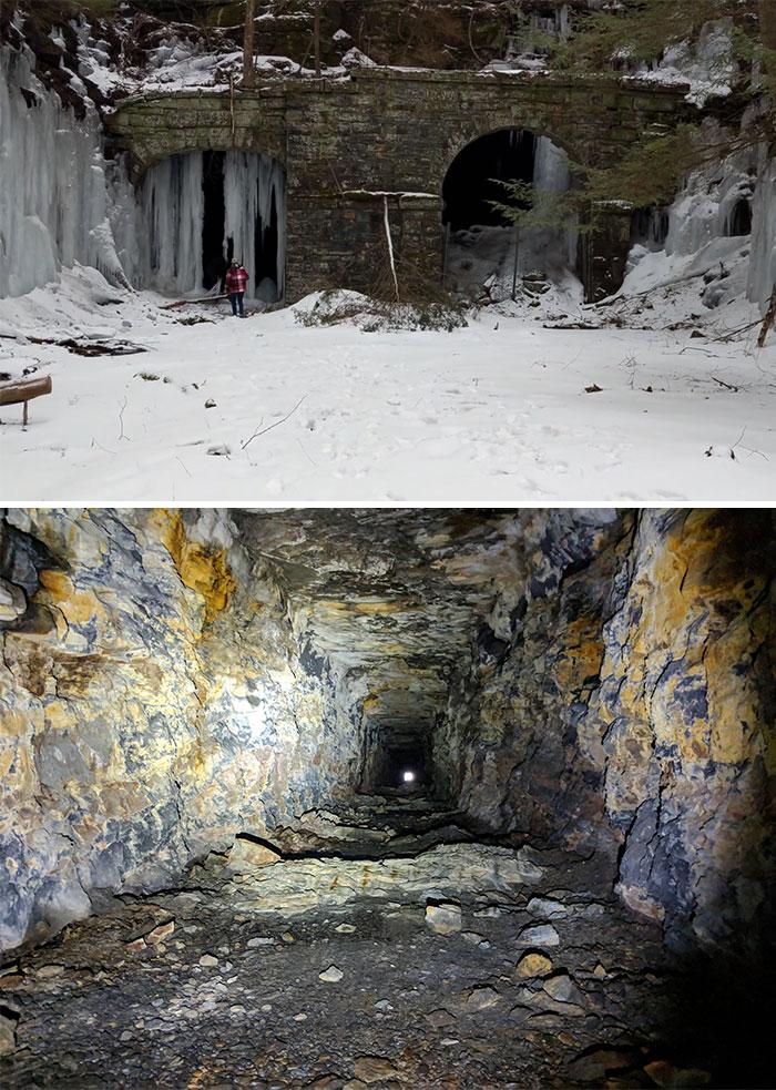 Un túnel increíble / Bored Panda