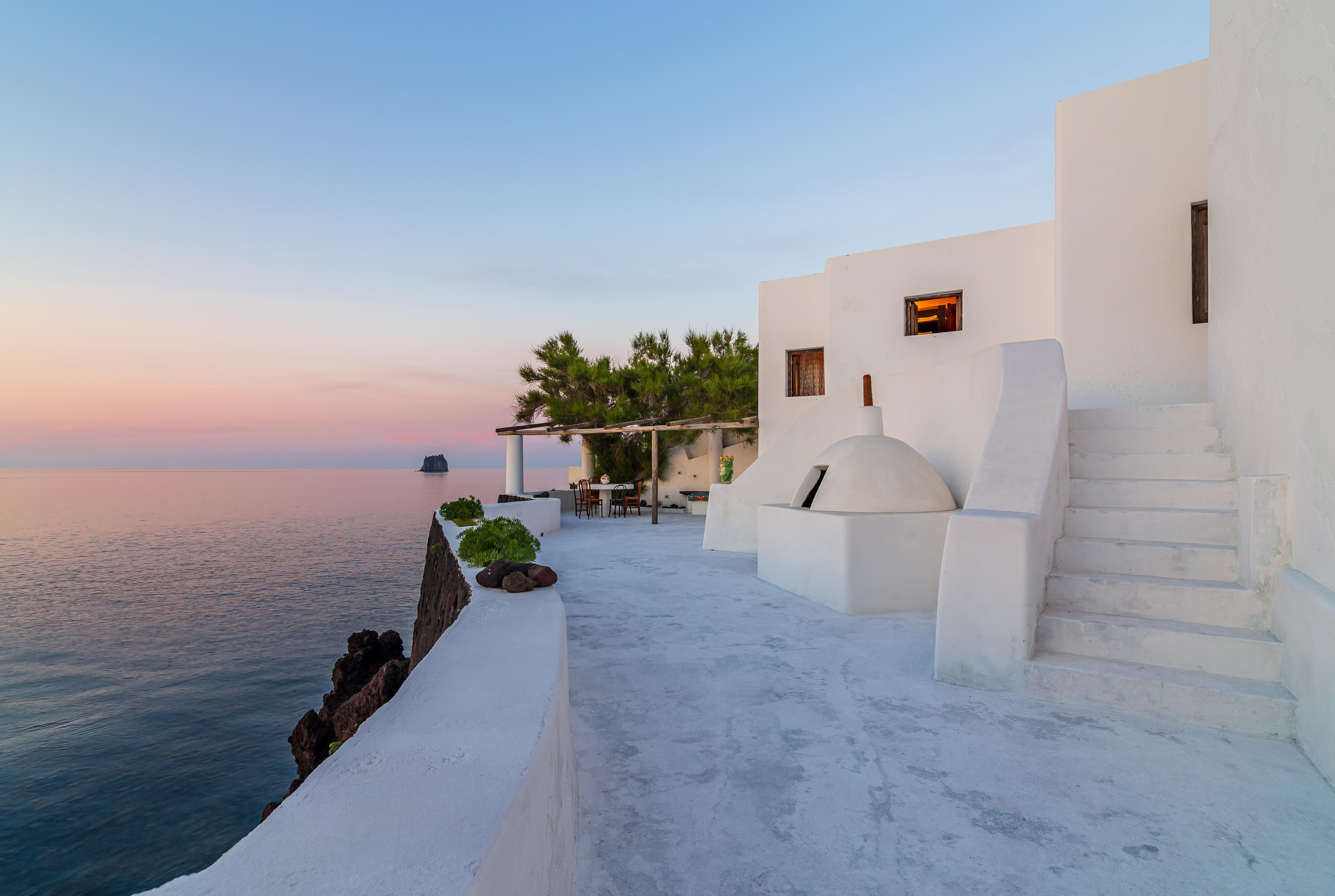 Un estilo mediterráneo