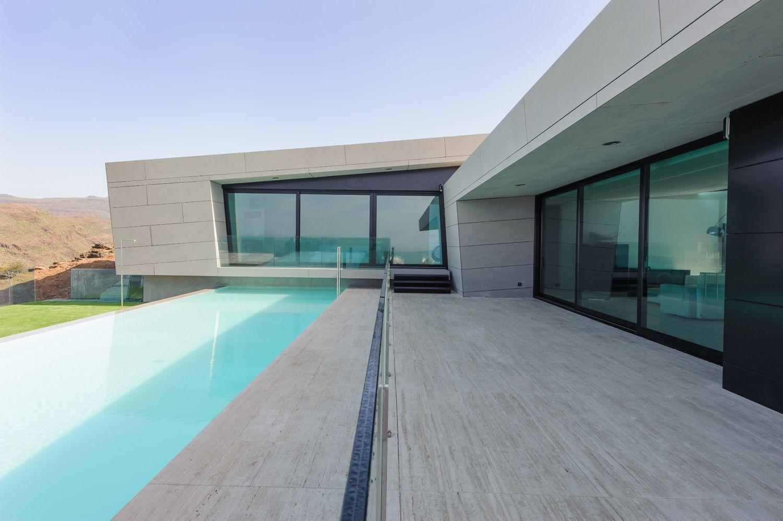 La piscina, una de sus claves