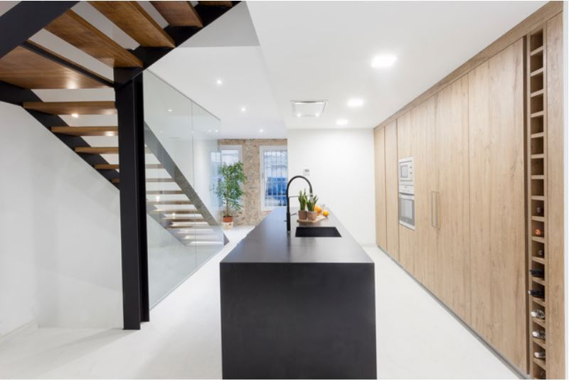 Proyecto: Cuina Fortta / Houzz
