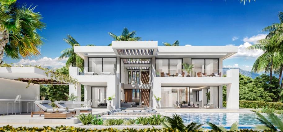 Así es la nueva villa de CR7