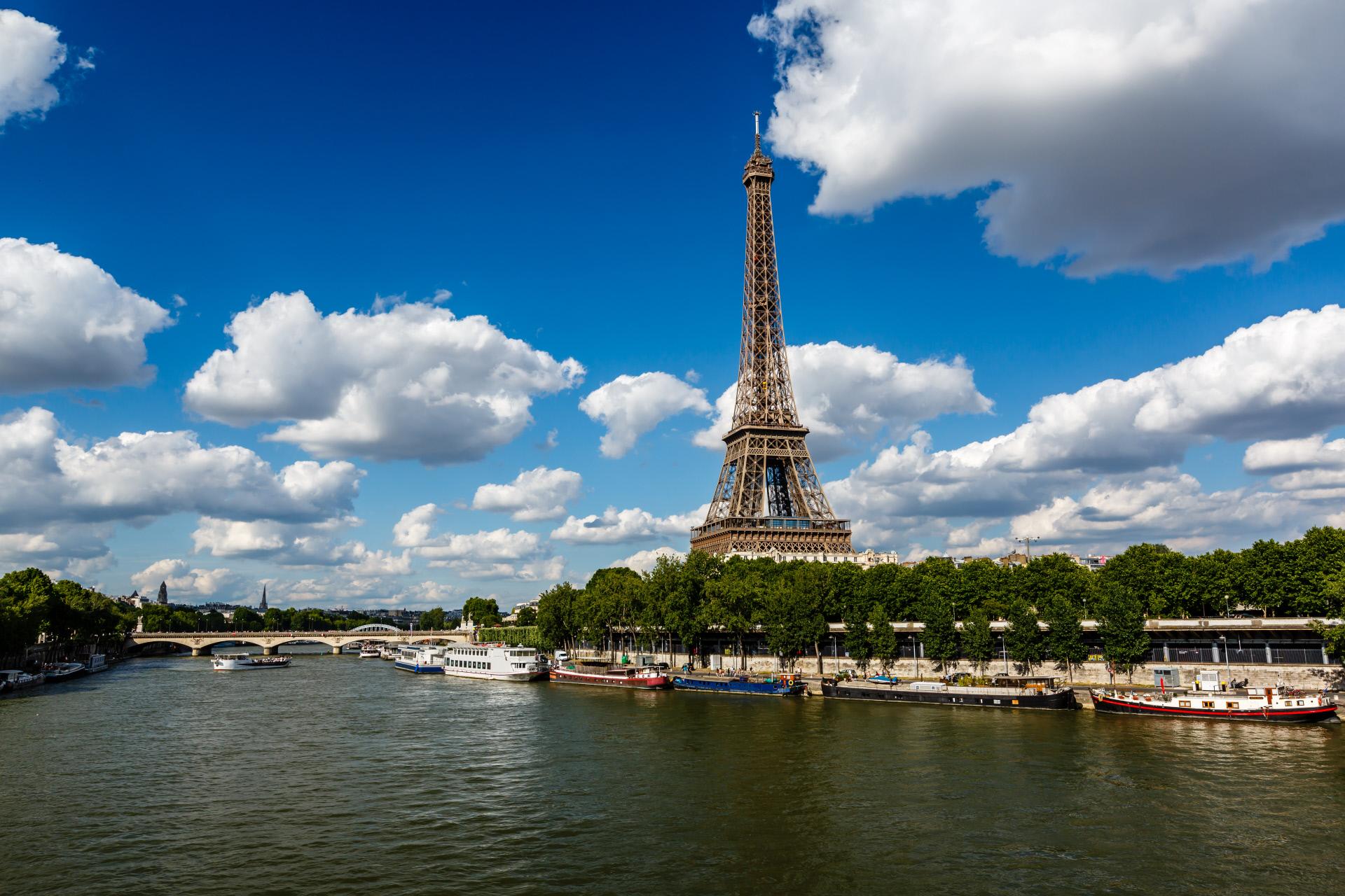 La Torre Eiffel / Gtres