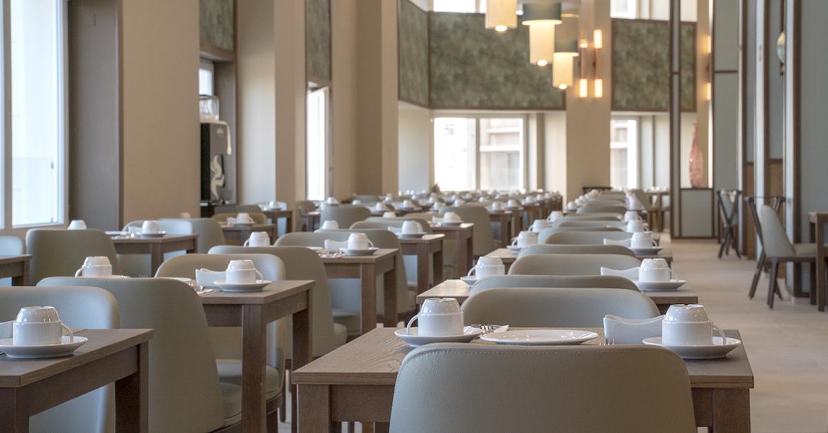 Riu Plaza España restaurante