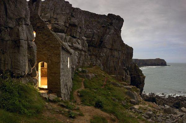 Mira al mar Céltico