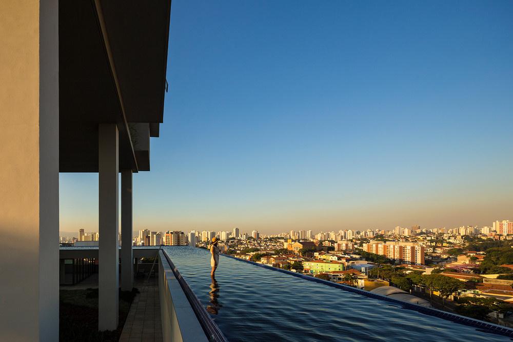 Edificio 360º del arquitecto Isay Weinfeld