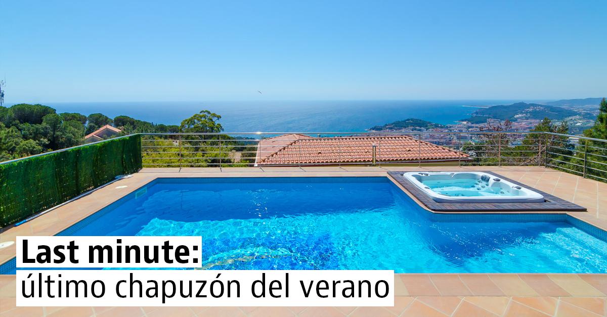 Alojamientos con vistas al mar libres en septiembre