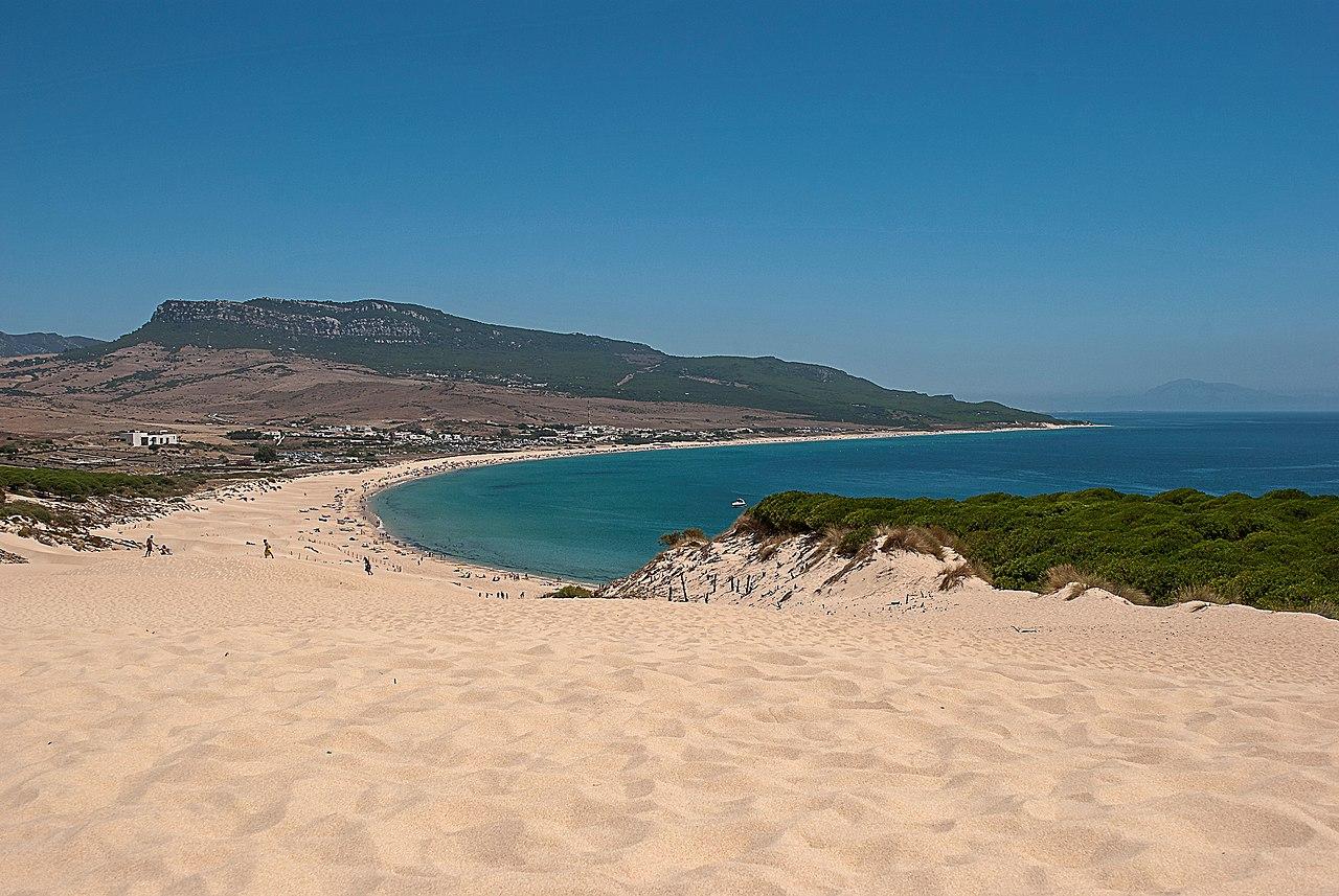 Playa Bolonia, Cádiz
