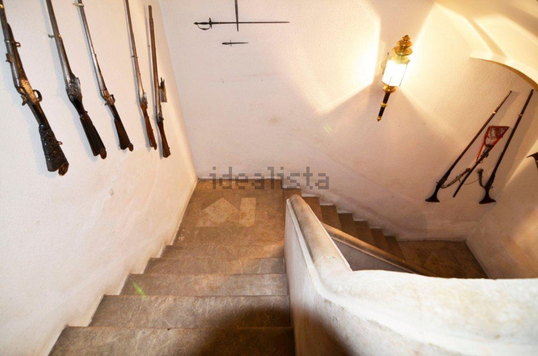 Escopetas y espadas, claves en la decoración