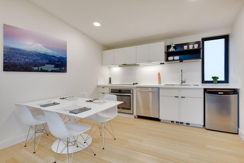 Puede tener 80 m2 y costar hasta 150.000 dólares