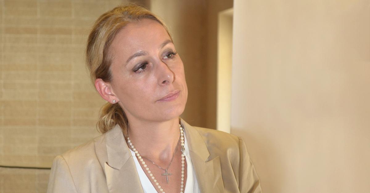 Christine Lemaitre, directora General del Consejo Alemán de la Construcción Sostenible
