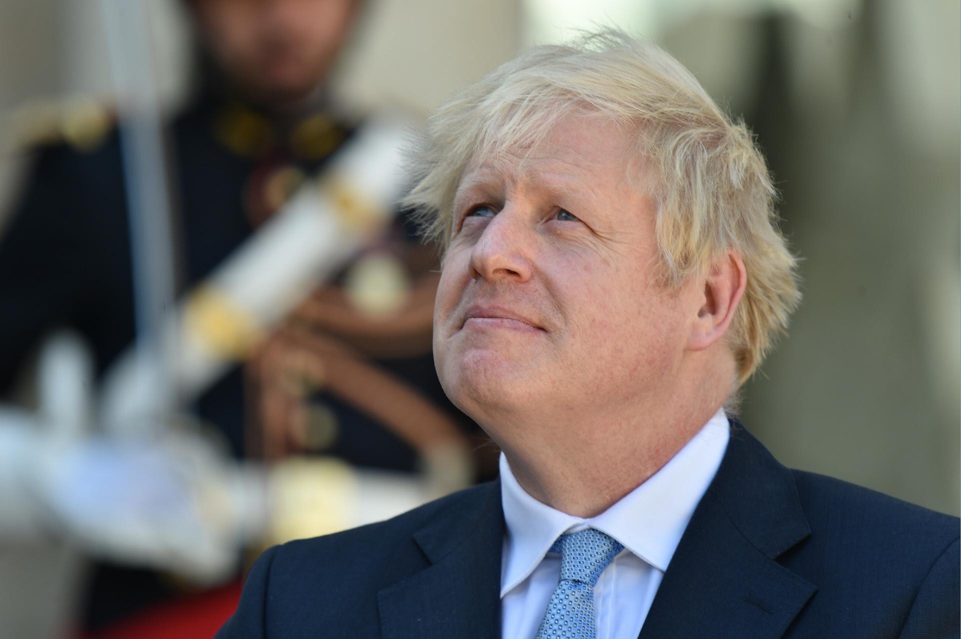Boris Johnson, primer ministro británico / Gtres