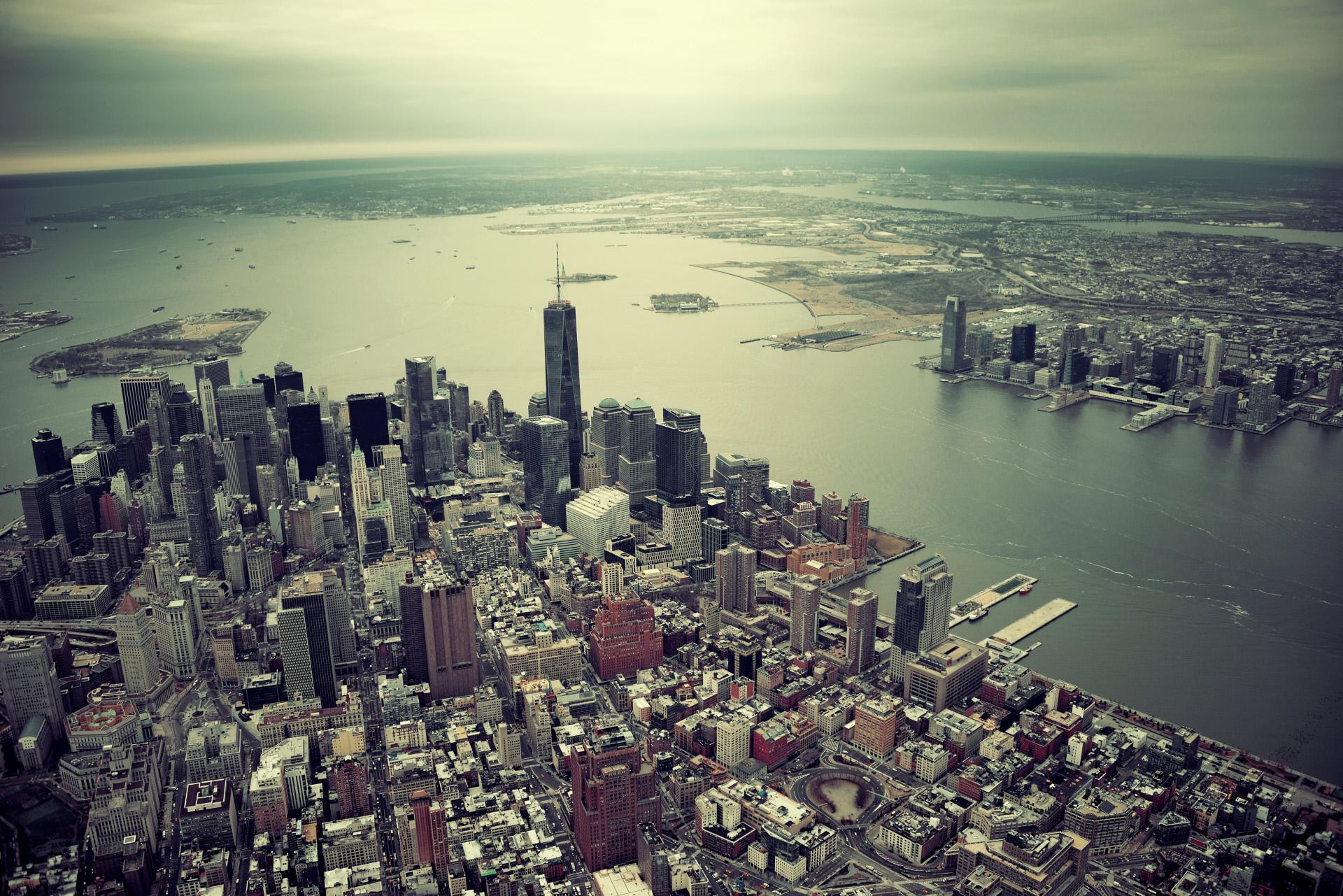La ciudad de Nueva York desde el cielo / Gtres
