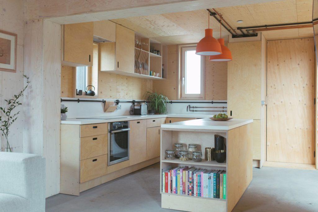 La cocina, un espacio abierto