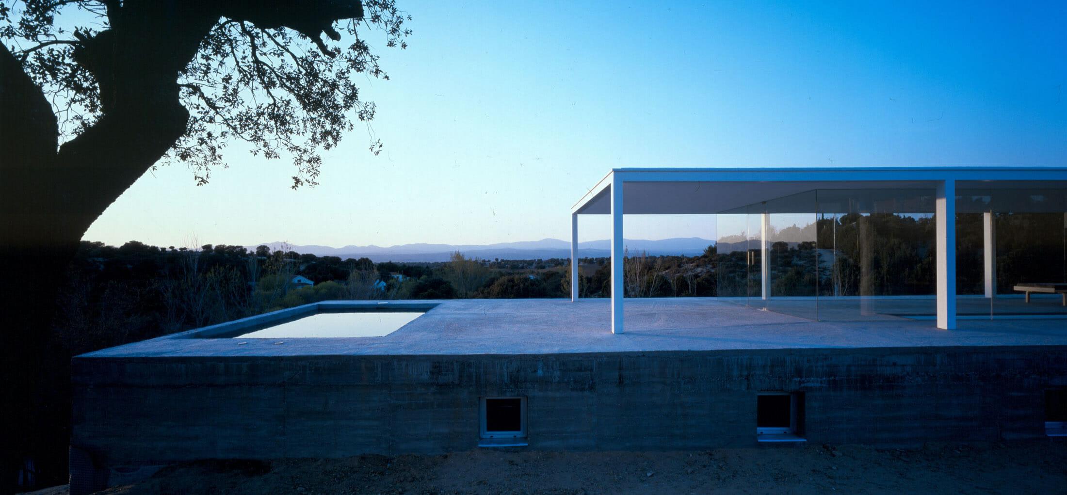 Casa de Blas, de Campo Baeza / Hisao Suzuki