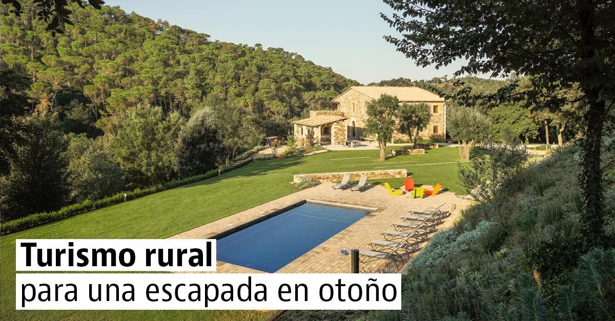 20 casas rurales para dar la bienvenida al otoño