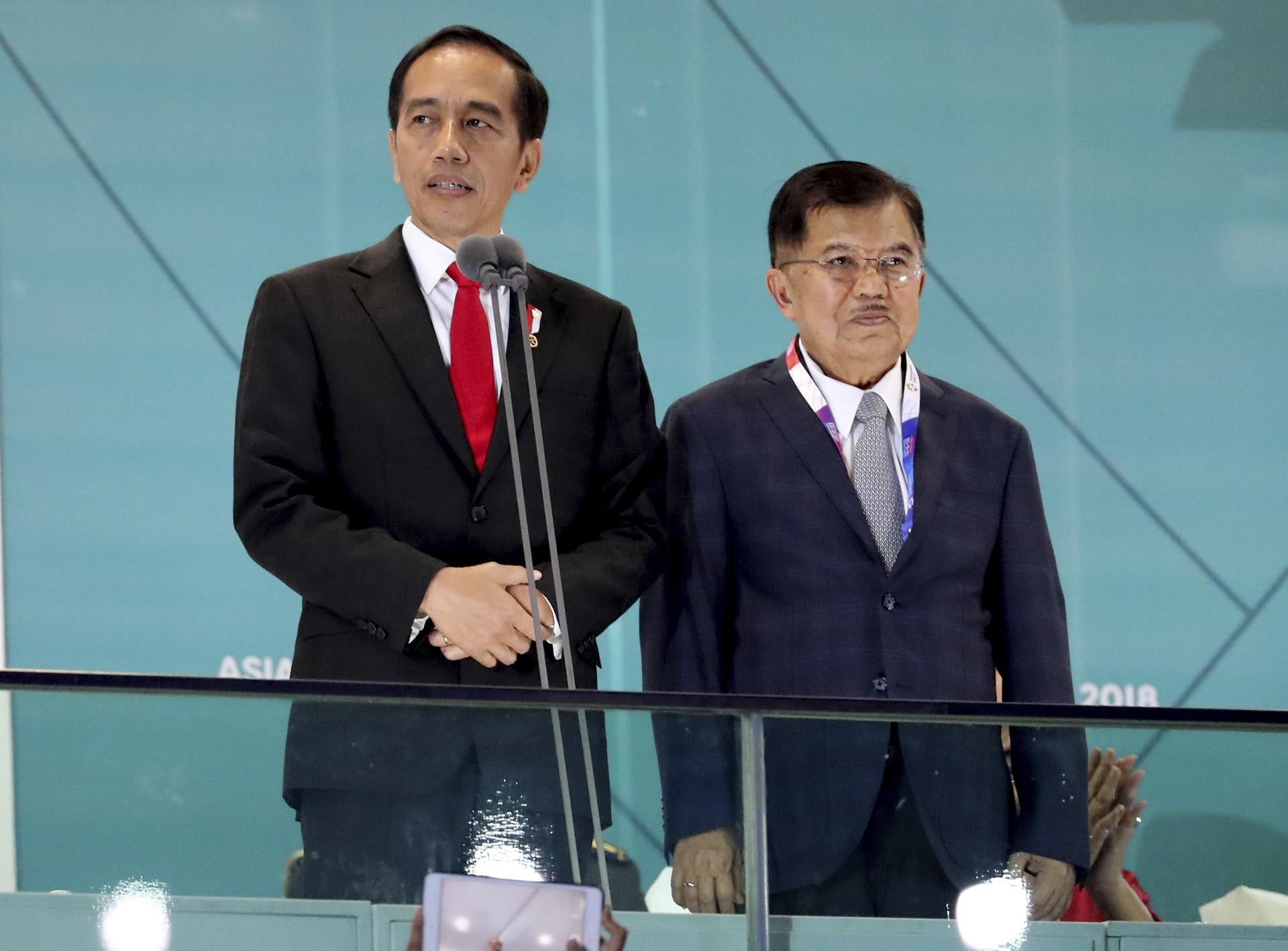 El presidente de Indonesia, Joko Widodo / Gtres