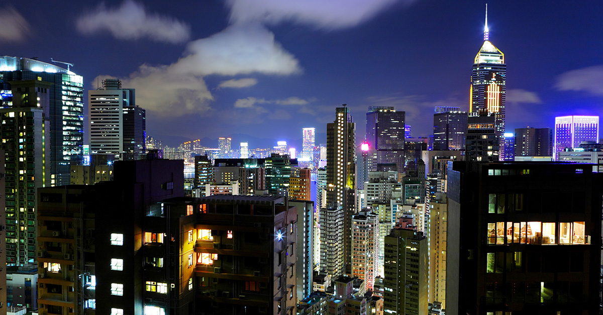 Vista aérea de Hong Kong / Gtres