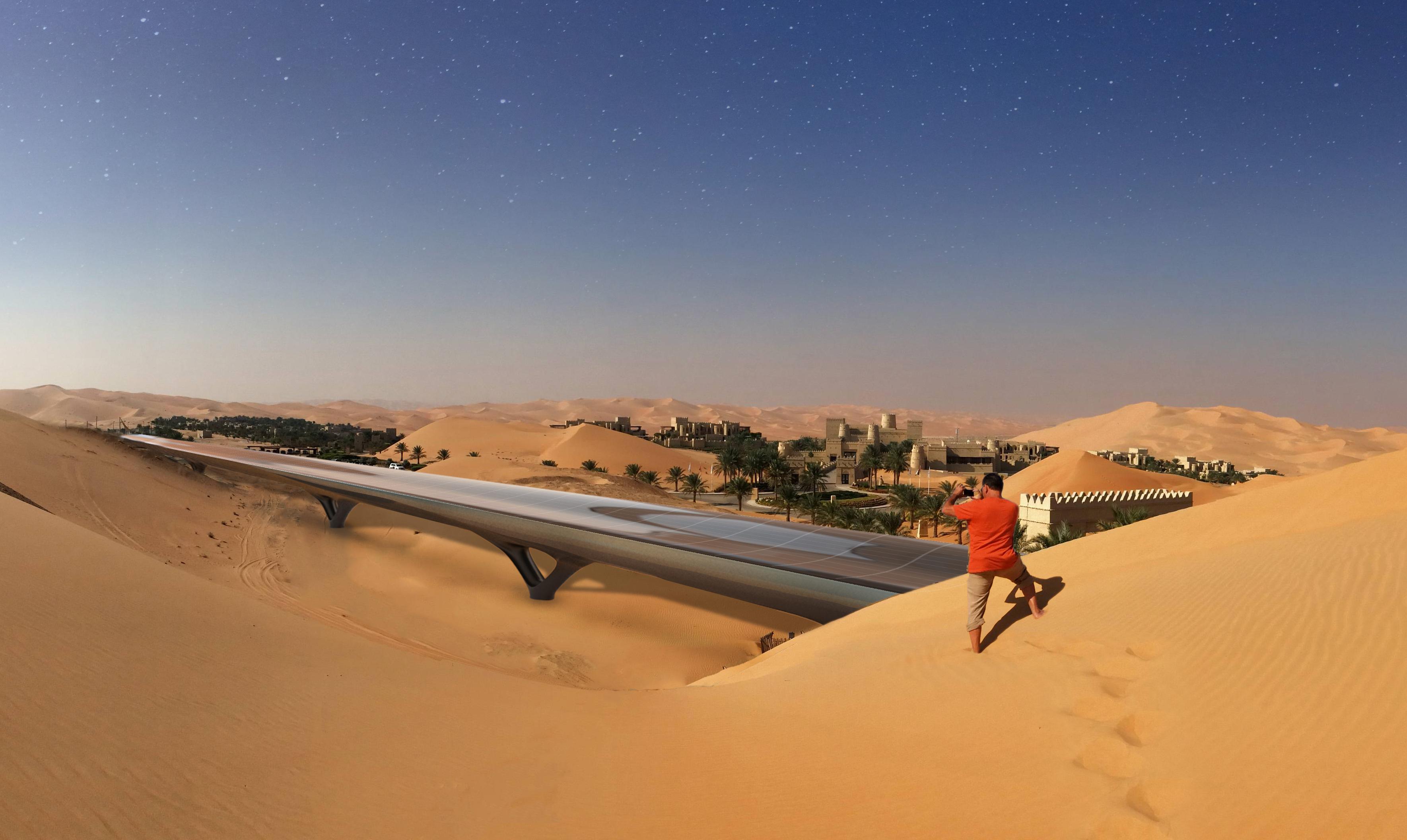 Ya ha cerrado acuerdos con China y Emiratos Árabes