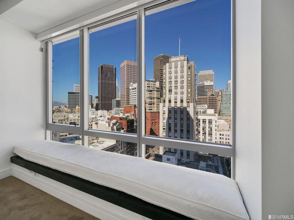 Dentro del complejo Four Season Hotel de San Francisco