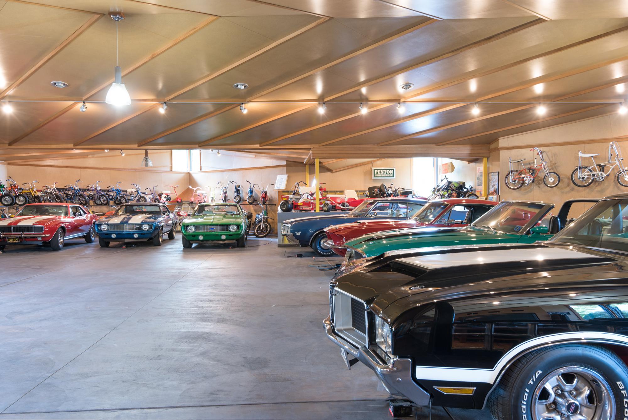 Un sueño para cualquier amante de los coches