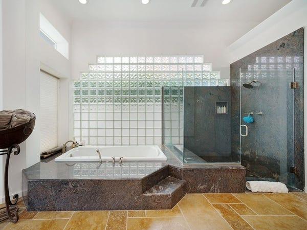 Tres baños