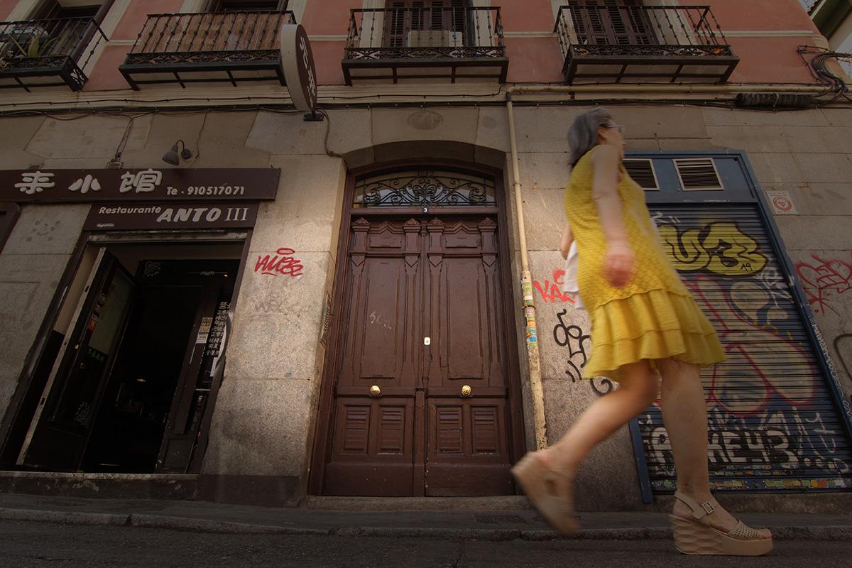 Edificio en la calle Antonio Grilo (Malasaña) | idealista/news