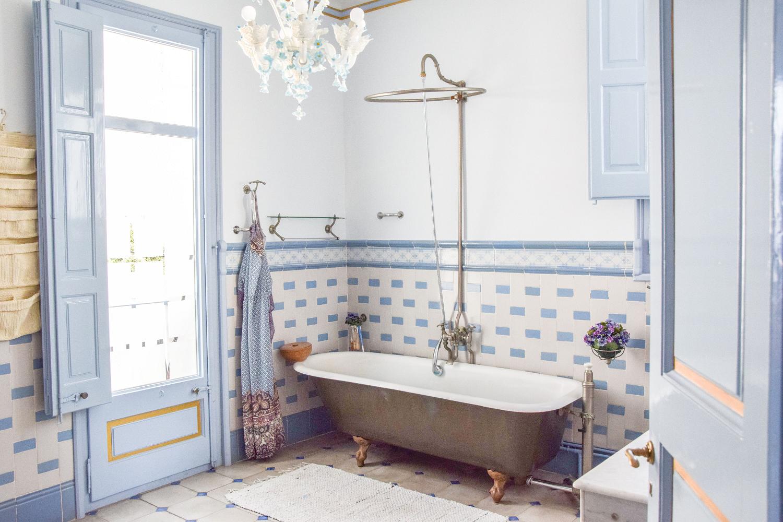 Bañera de Casa Blaua