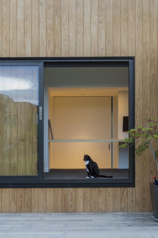 La casa tiene una estructura de 250 m2