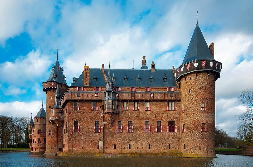 De Haar se construyó realmente a principios del siglo XX