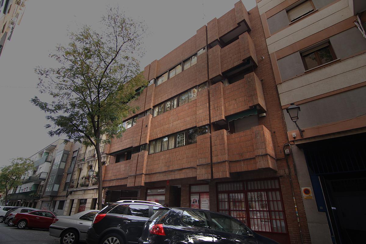 Edificio en la calle Francisco Navacerrada (Ventas) | idealista/news