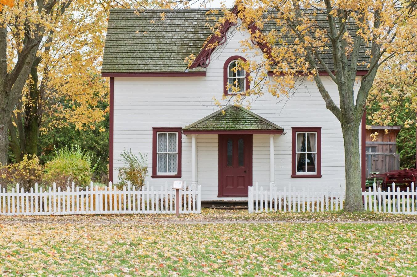 Casa en Estados Unidos
