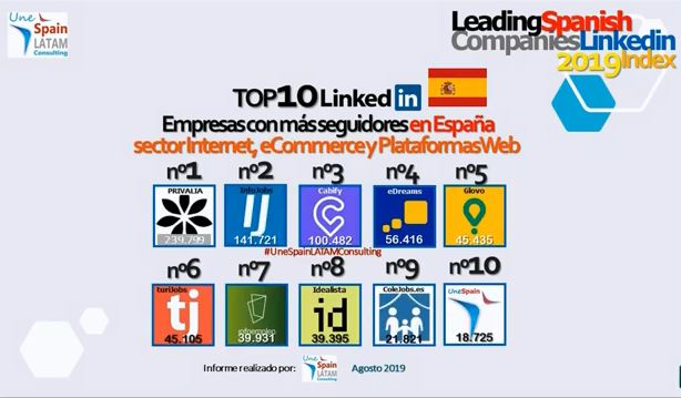 UNE Spain LatAm Consulting