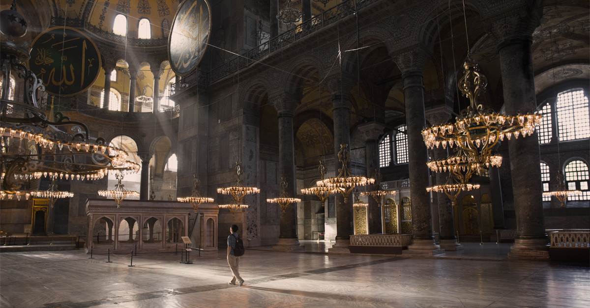 Basílica de Santa Sofia, Estambul / Ignacio Pereira