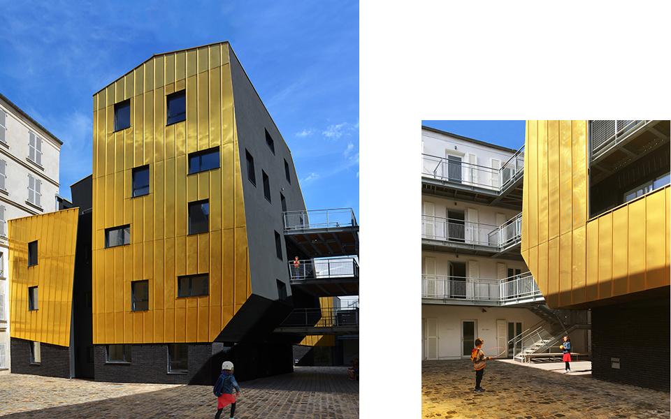 Hay varios tipos de apartamento