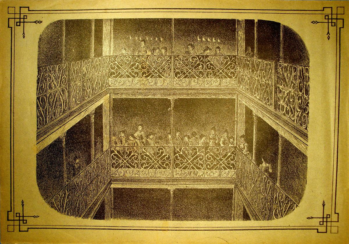 Antiguo almacén de curtidos adquirido por Vitruvio.