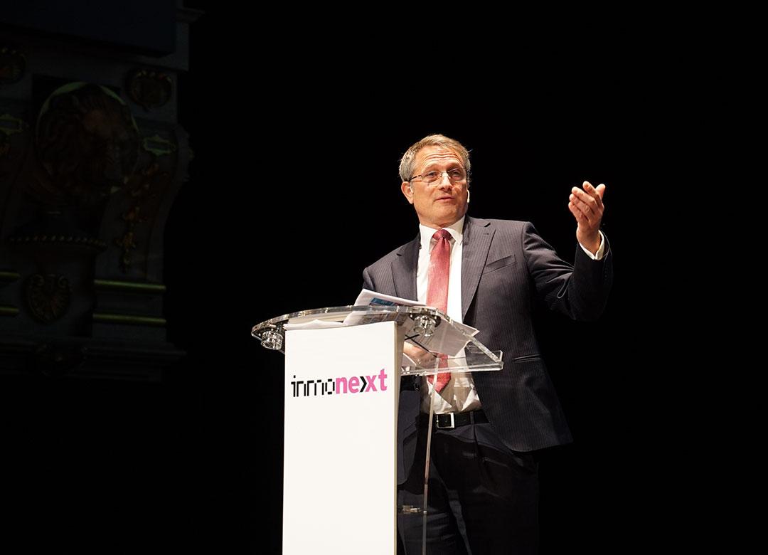 Wolfgang Beck, CEO de Testa