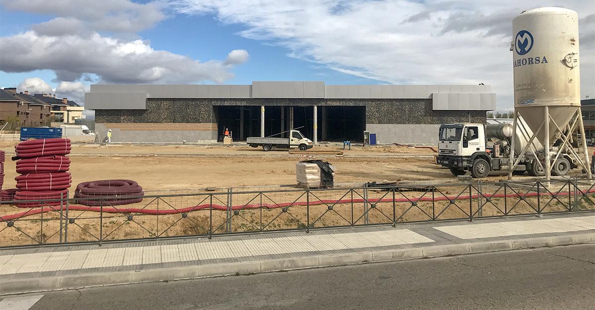 Nueva tienda de BM en Majadahonda.