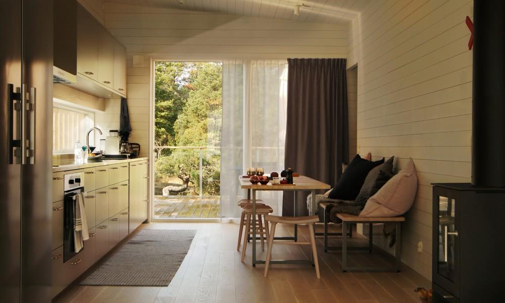 Diseñado por Anders Berensson Architects