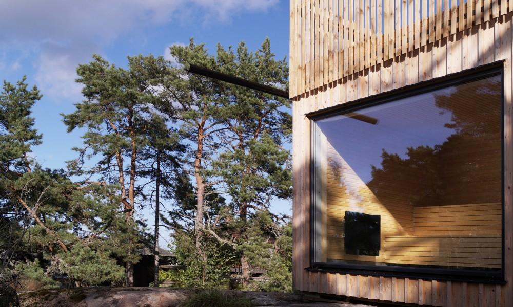 La madera, material principal