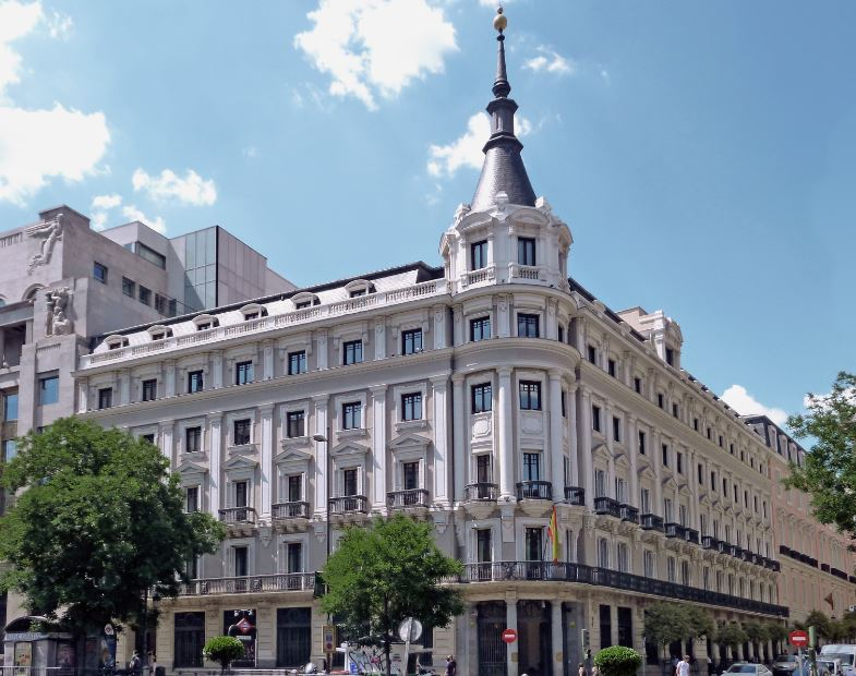 Sede de la CNMC en Madrid / Wikimedia commons