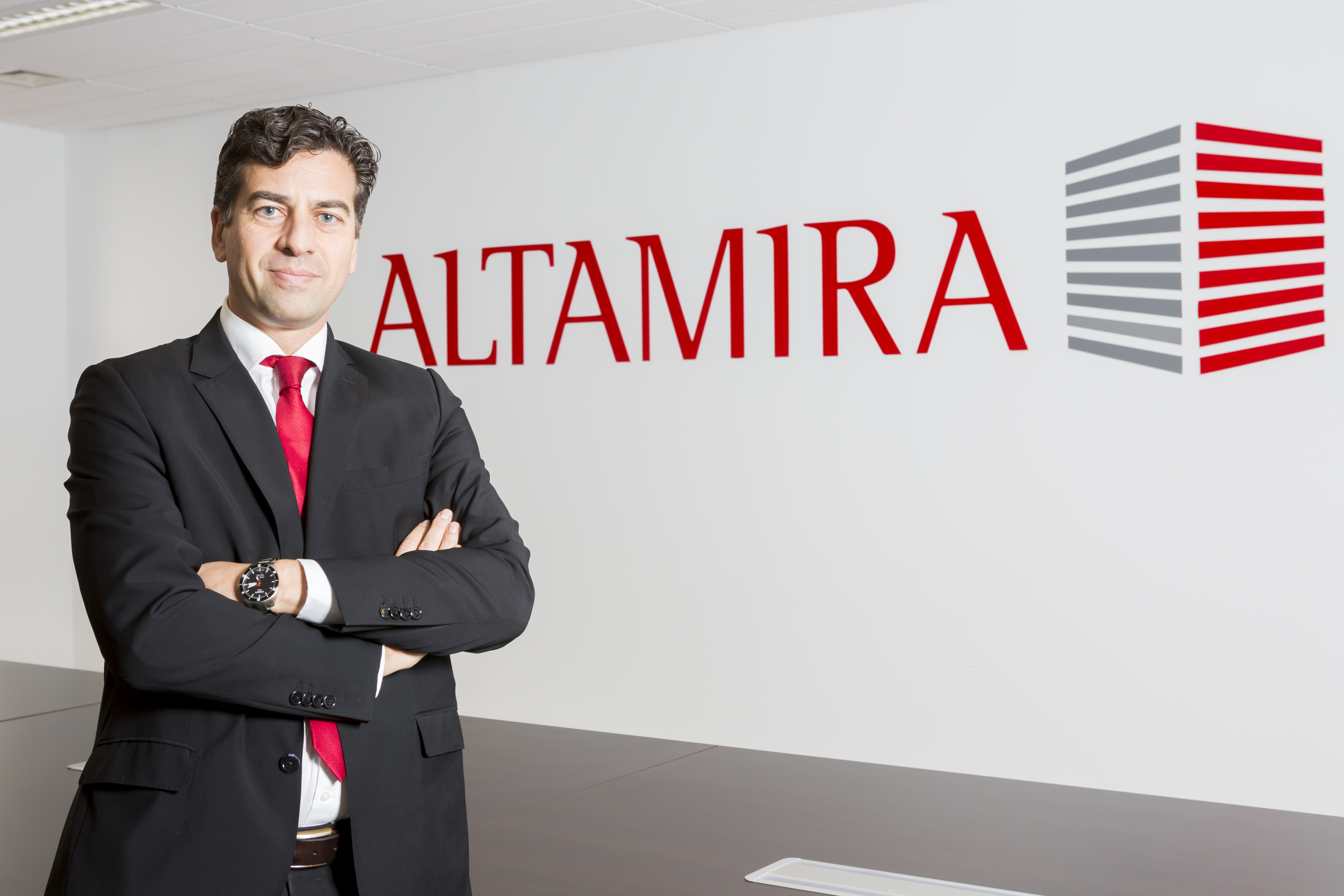 Marcos Beltrán, director comercial de Real Estate de Altamira. / Altamira.