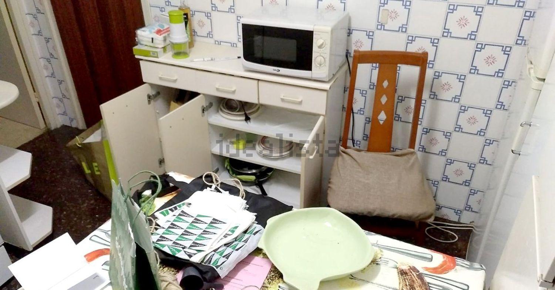 Otra imagen de la cocina