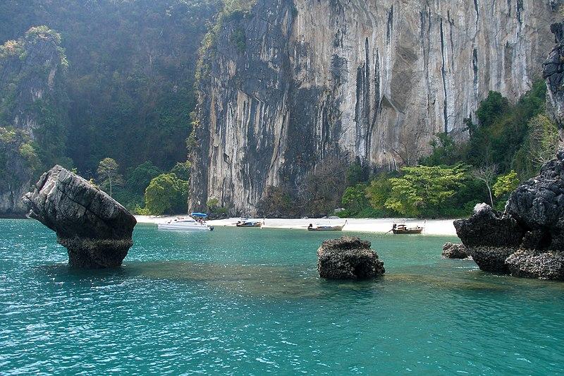 Phang Nga Bay, Tailandia