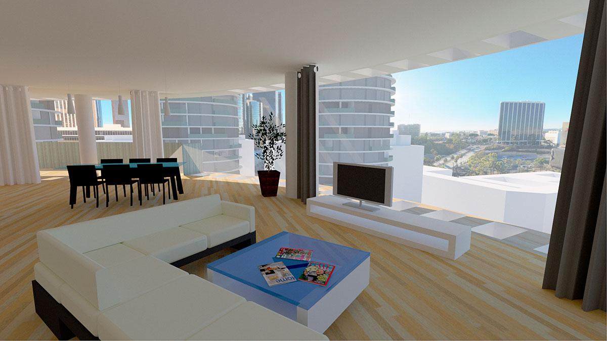 Las viviendas tendrán entre uno y cinco dormitorios
