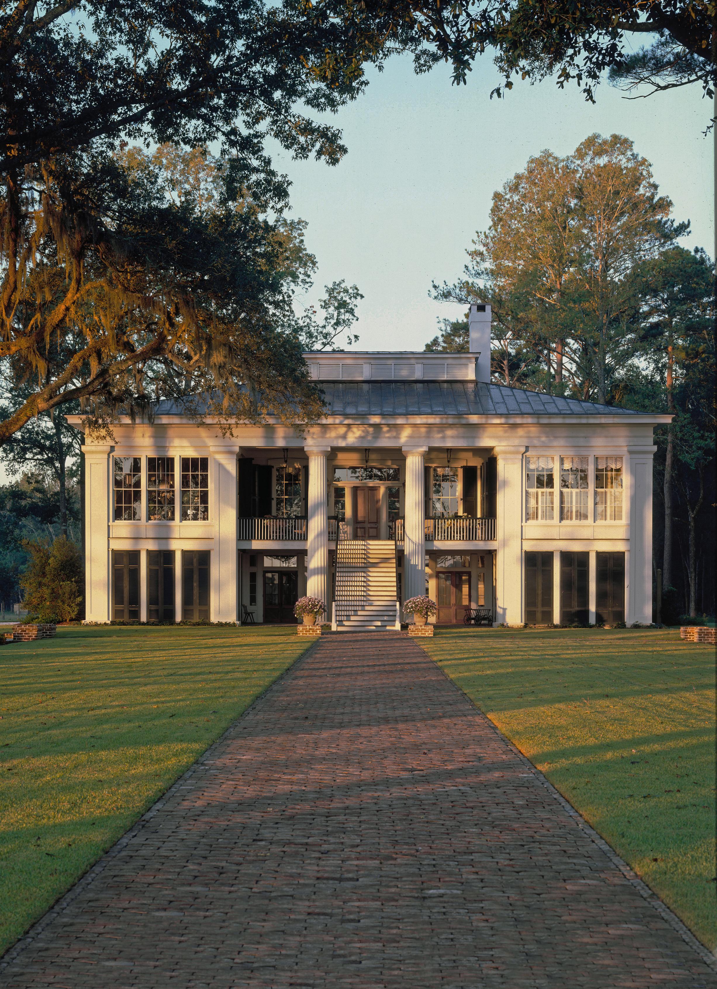 Mansión en Savannah (Georgia)