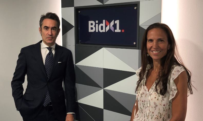 Javier de Pablo, head of Property y Daniela Marchesano, head of Operations & Delivery