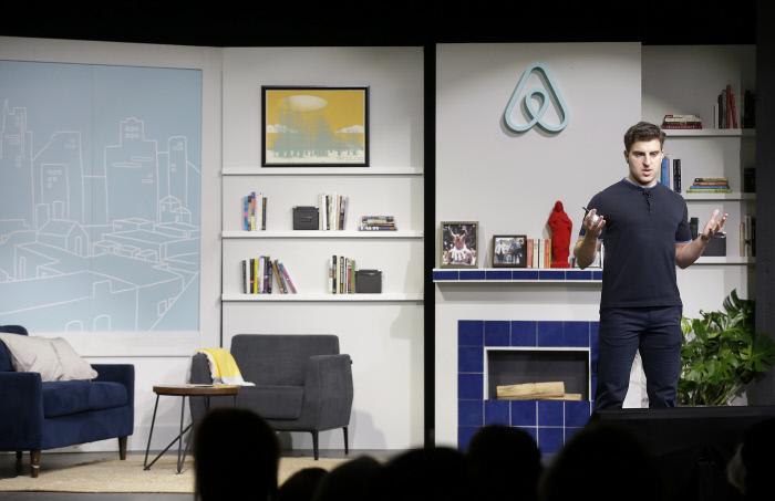 Brian Chesky, CEO y cofundador de Airbnb / Gtres