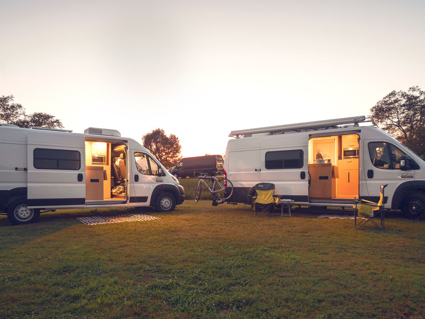 Off Grid Adventure Vans